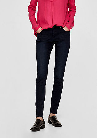 Shape Superskinny: dark denim jeans from s.Oliver