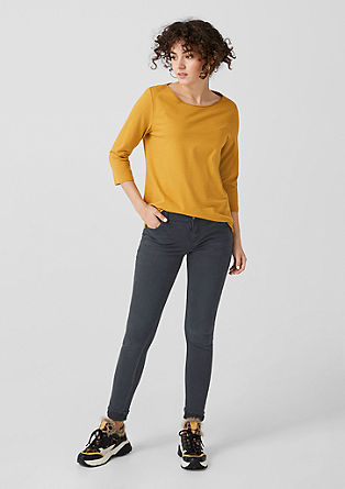 Shape Superskinny: tonal jeans from s.Oliver