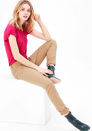 Shape Skinny: Colored Denim