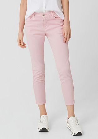 Shape Ankle: strečové keprové kalhoty