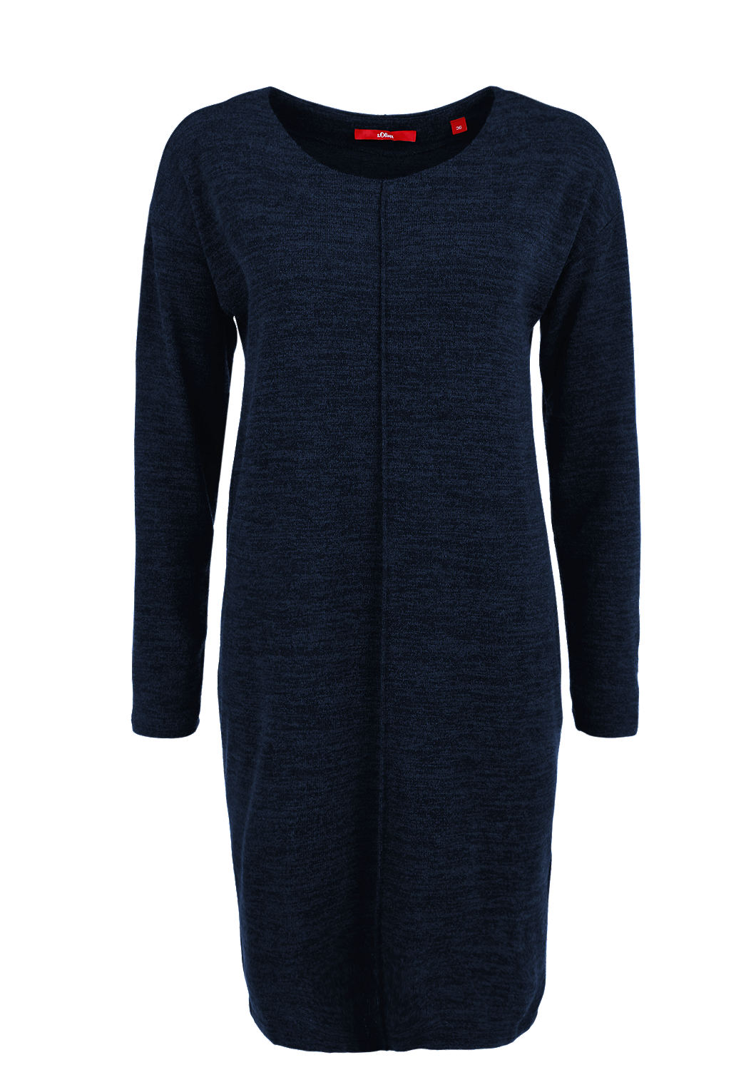 Buy Knitted dress with darts   s.Oliver shop dcfdc9d14d