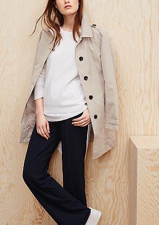 Elegant short coat from s.Oliver