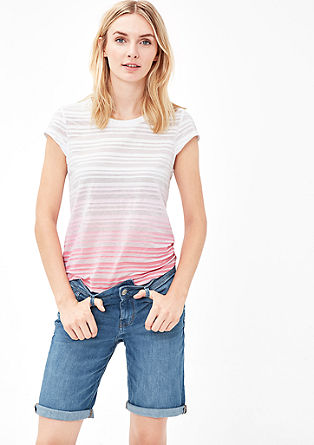 Smart Short: Stretch-Jeans