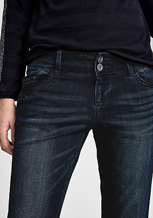 Smart Bootcut: Stretchige Jeans