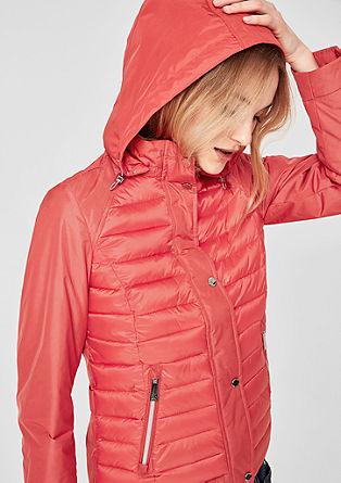 Športna prešita jakna s polnilom
