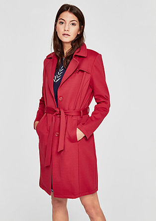 Manteau double face au look trench-coat de s.Oliver