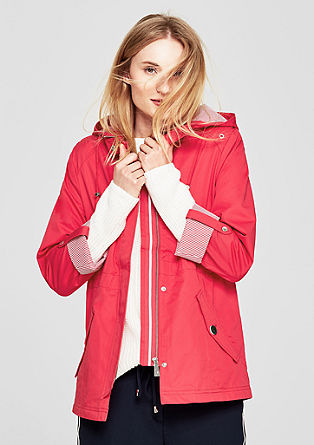 Lightweight jacket in a nautical look from s.Oliver