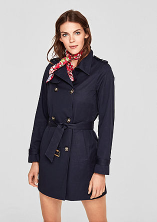 Classic trench coat from s.Oliver