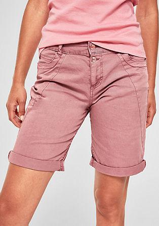 Smart Bermuda: Shorts aus Twill