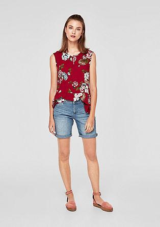Smart Short: džíny sobnošeným vzhledem