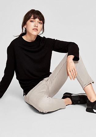 Shape Ankle: jean coloré de s.Oliver