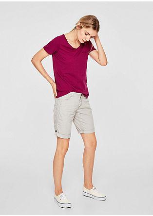 Smart Bermuda: kargo bermuda hlače