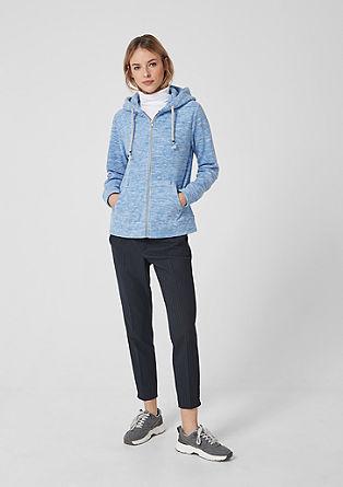 Jacke aus softem Fleece