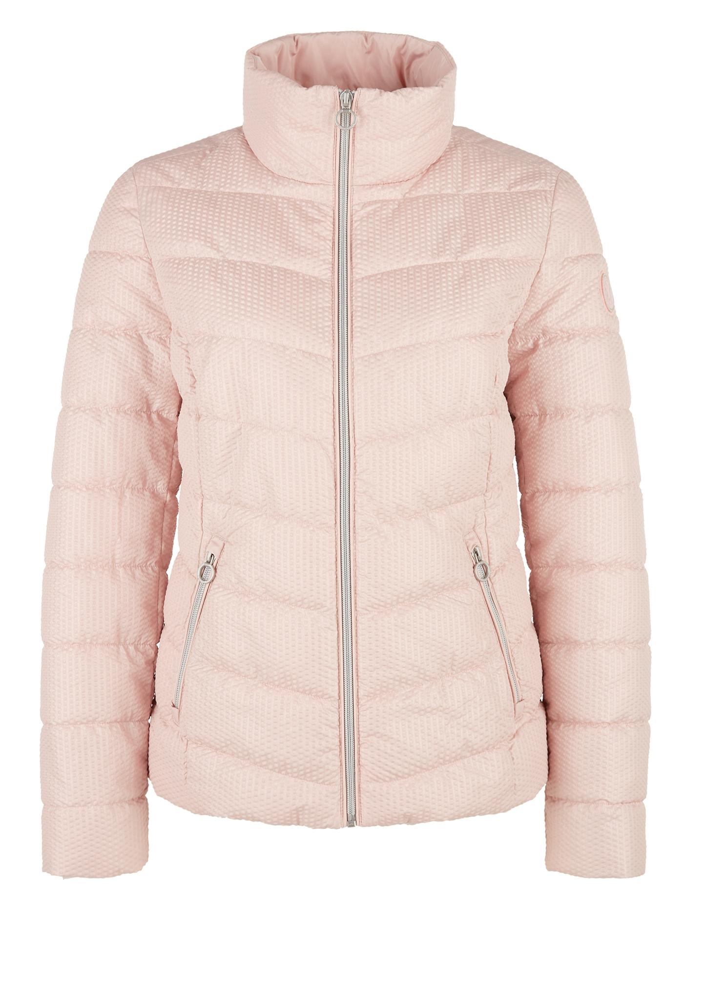 pink material polyester 100 Sonstige Jacken für Damen