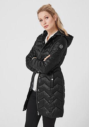 Manteau matelassé léger à capuche de s.Oliver