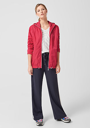 Parka with batwing sleeves from s.Oliver