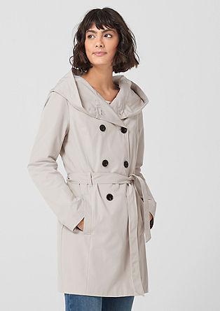 Trench-coat à capuche de s.Oliver