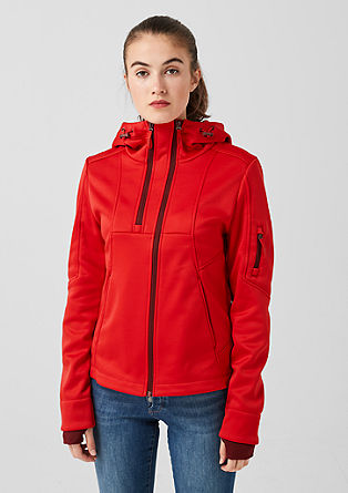 Softshell outdoor jacket from s.Oliver
