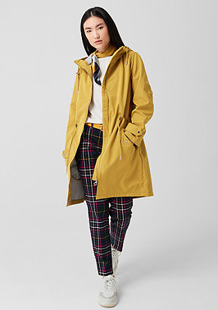 Lightweight raincoat with a hood from s.Oliver
