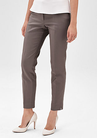 Slim: Raztegljive poslovne hlače