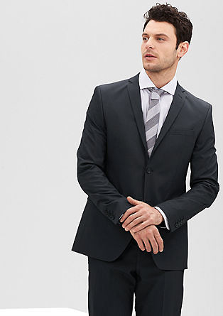 Slim: elegant sports jacket from s.Oliver