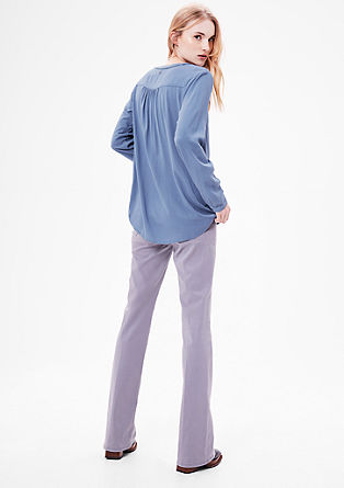 Tunic with a textured pattern from s.Oliver