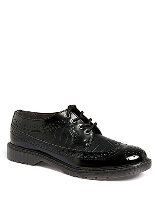 Loafer im Brogue-Style