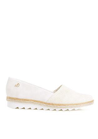 Loafer mit Zickzack-Sohle