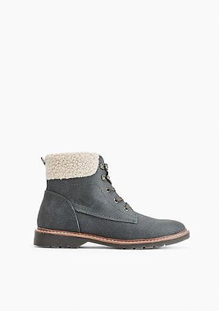 Podloženi nizki škornji