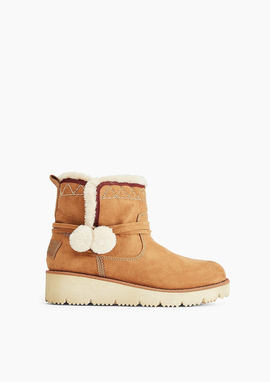 Snowboot Winterstiefel muscat s.Oliver Kinder Schuhe