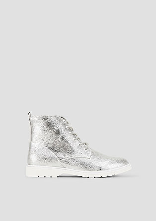 Derbe Metallic-Boots