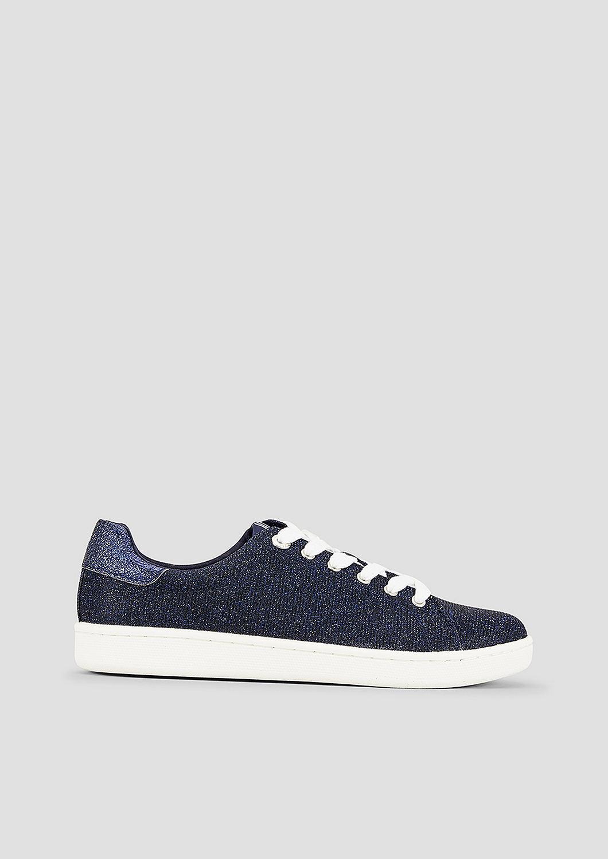3544dfd7b006 Bequemer Glitzer-Sneaker kaufen   s.Oliver Shop