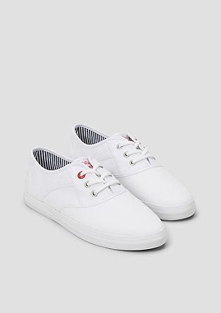 Leichte Textil-Sneaker