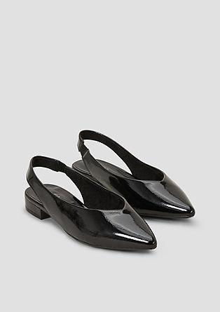 Elegante slingback sandalen