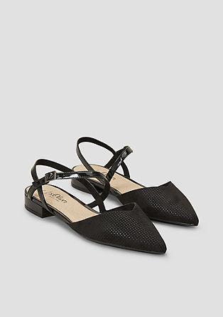 Elegante sandalen met riempjes