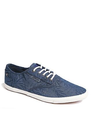 Leichter Textil-Sneaker