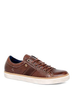 Usnjeni čevlji z vezalkami