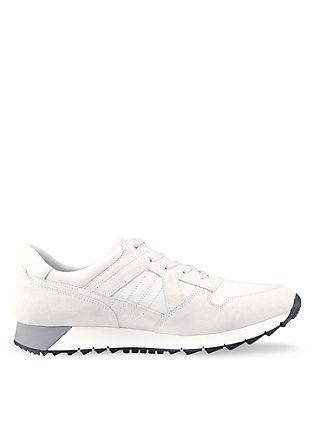 Stylische Sneaker aus Leder