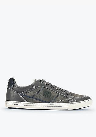 Sportive Materialmix-Sneaker