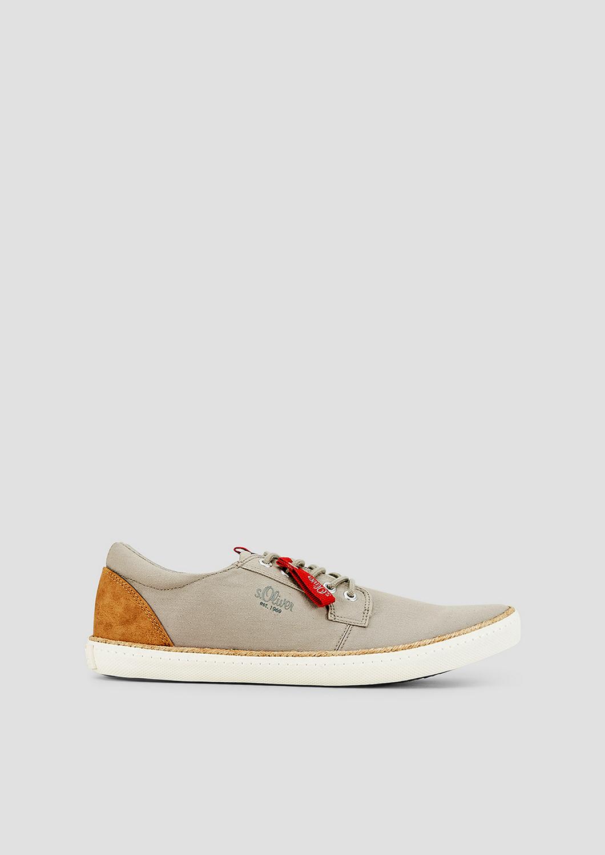 Schnürer | Schuhe | Grau/schwarz | Obermaterial aus textil und synthetik| futter aus textil| decksohle aus textil und synthetik| laufsohle aus synthetik | s.Oliver