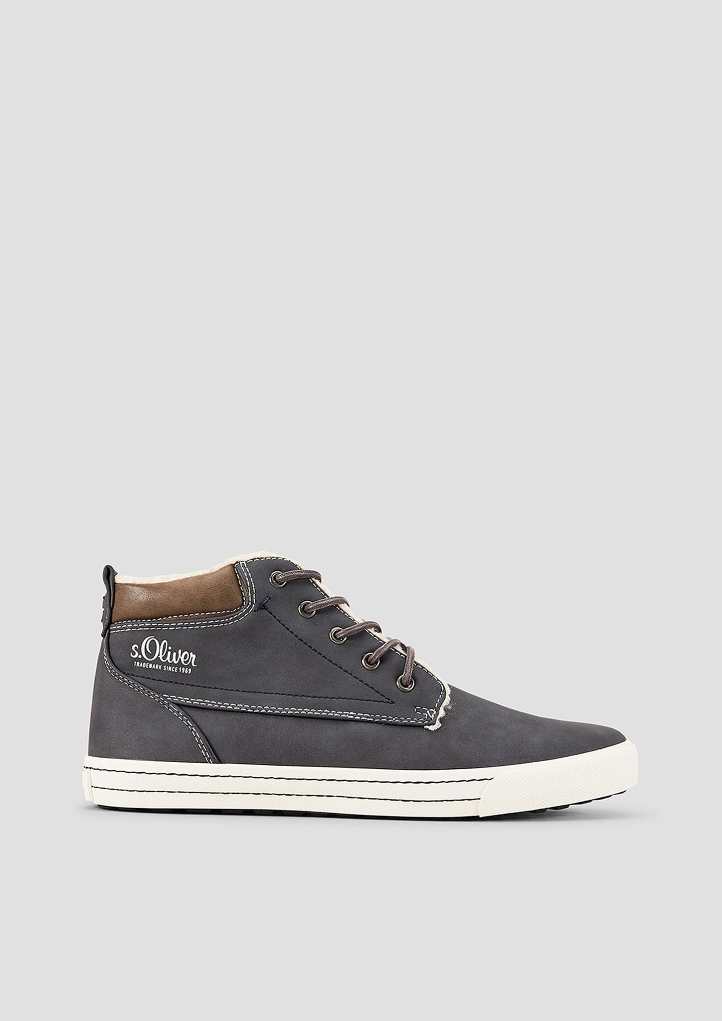 Stiefel | Schuhe | Blau | Obermaterial aus synthetik| futter und decksohle aus textil| laufsohle aus synthetik | s.Oliver