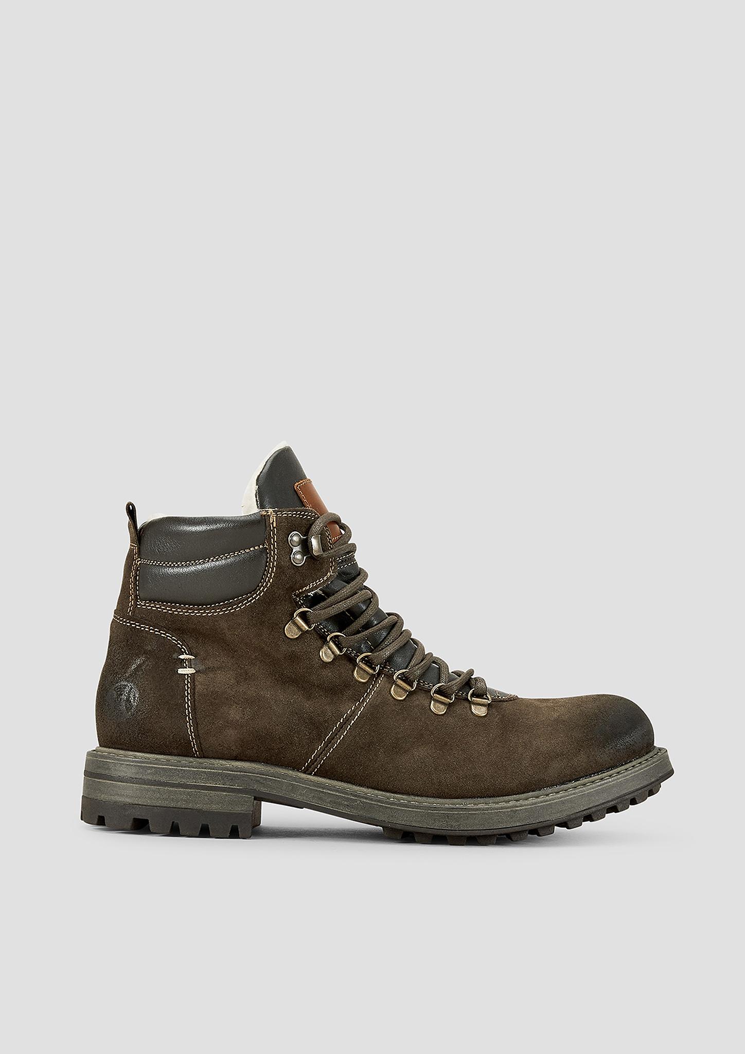 Lederboots | Schuhe > Boots | s.Oliver