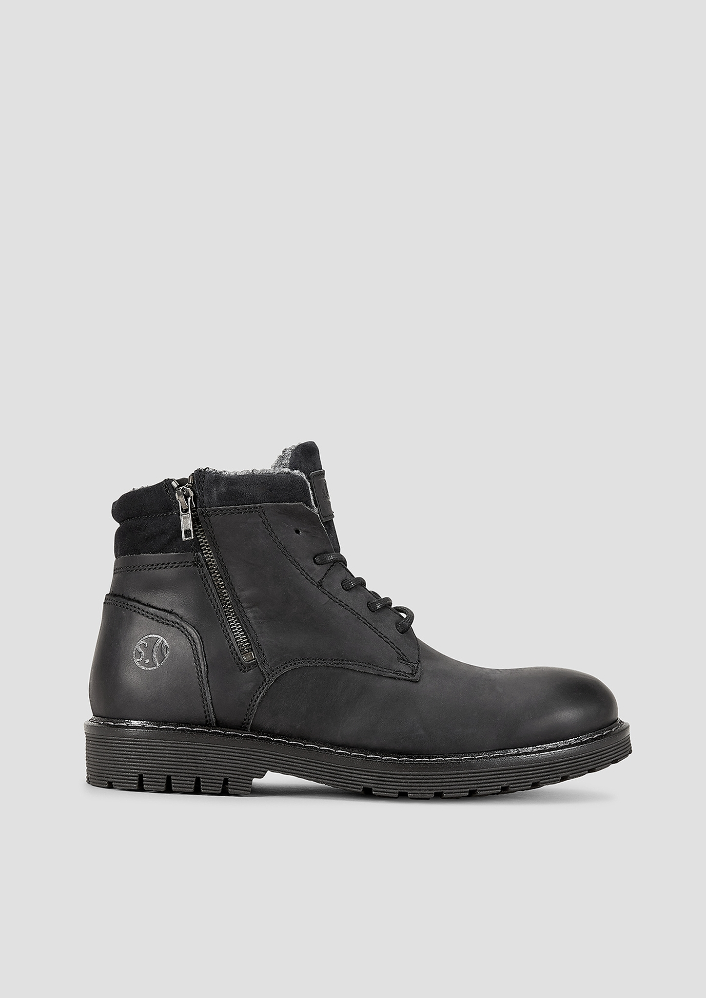 Lederboots   Schuhe > Boots > Boots   s.Oliver