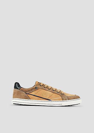 Sneakers d'aspect cuir de s.Oliver