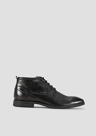 SO FLEX Business-Stiefel aus Leder