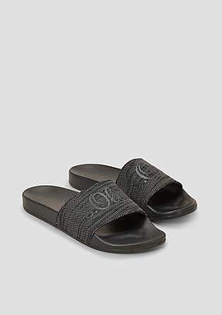 Sportieve slippers voor strand en zwembad