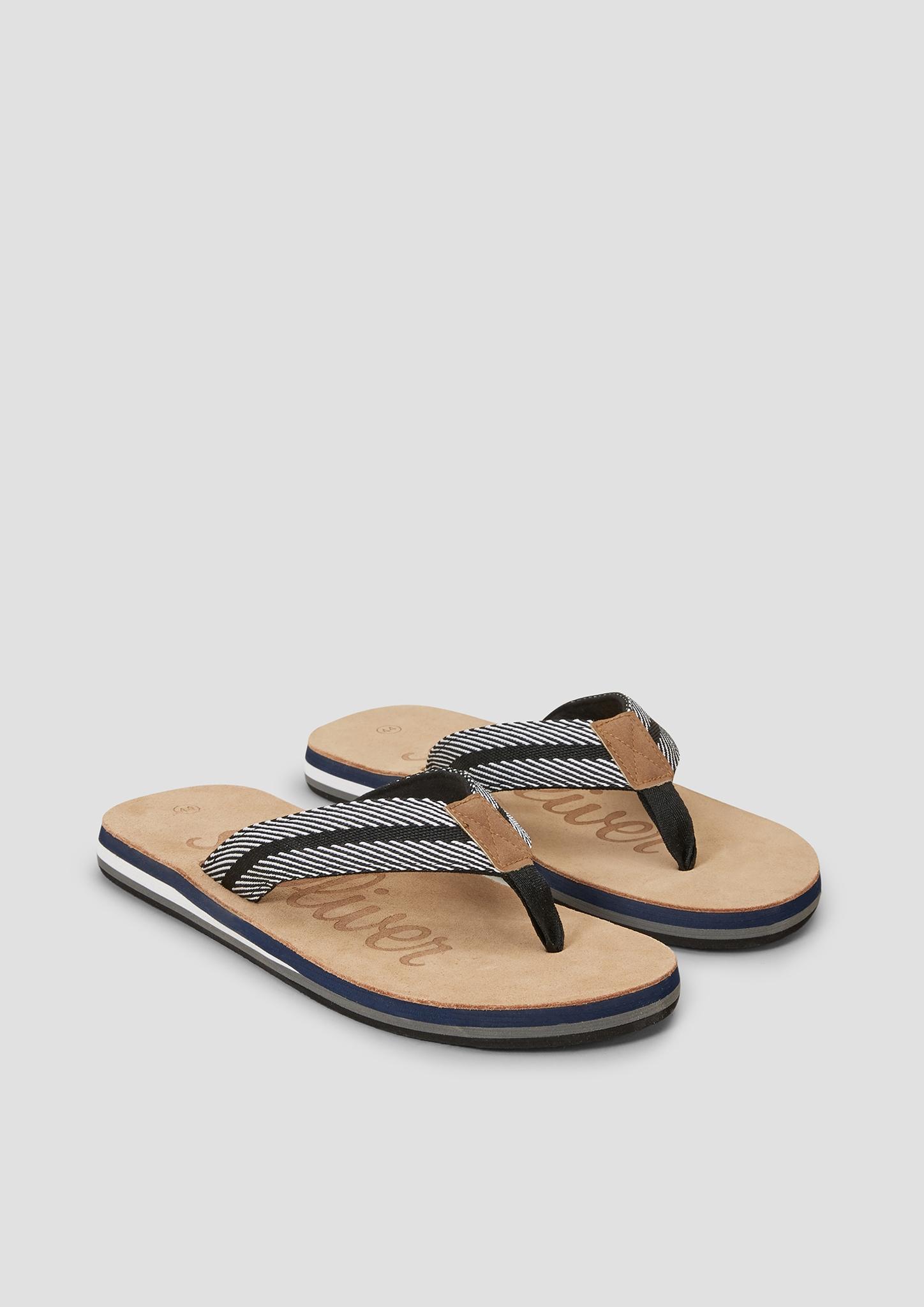 Zehenpantolette | Schuhe > Clogs & Pantoletten | s.Oliver