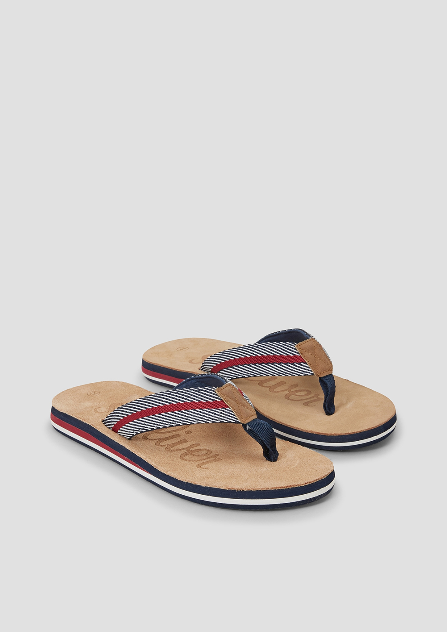 Zehenpantolette   Schuhe > Clogs & Pantoletten   s.Oliver