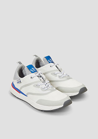 Leichte Mesh-Sneaker