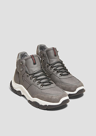 Chunky Sneaker im Hiking-Look